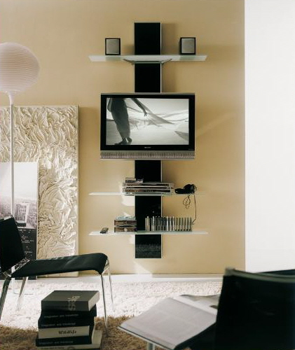 Creative Entertainment Centers Apartments I Like Blog