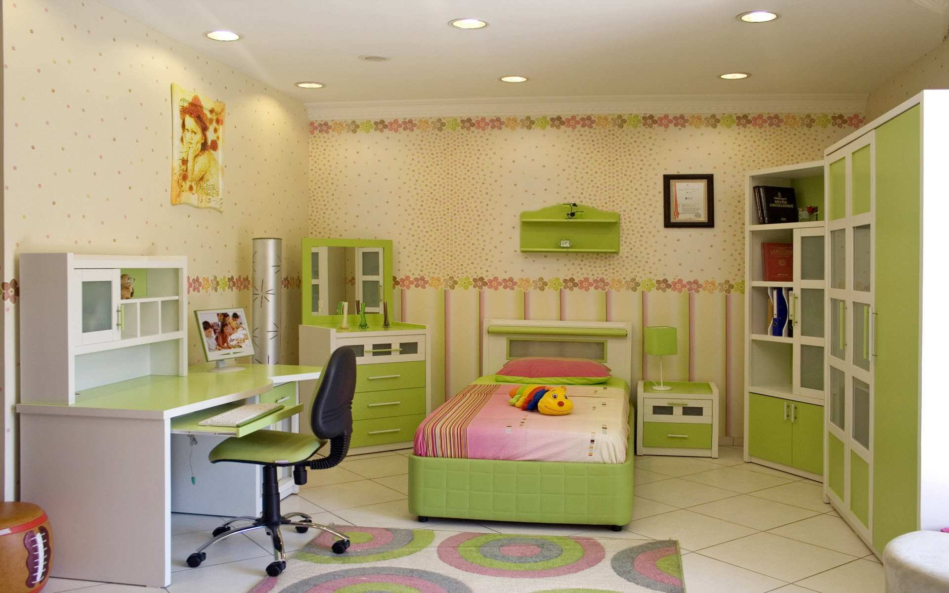 don t forger color is a child s room this stylish kid s room
