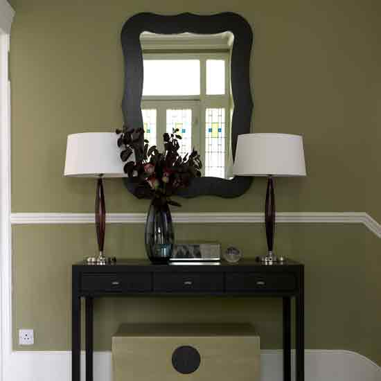 Olive Green Kitchen Decor: That '70s Green: Olive Green Decor