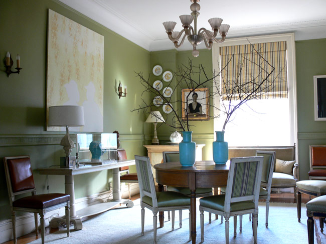 sage green living room. Relaxing  inviting calming soothing peaceful these are just few of the words that come to mind when I consider color sage in decor green Apartments i Like blog