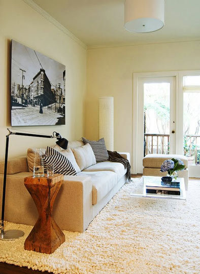 Pale Yellow Wall Decor : Fresh summer and yellow decor apartments i like