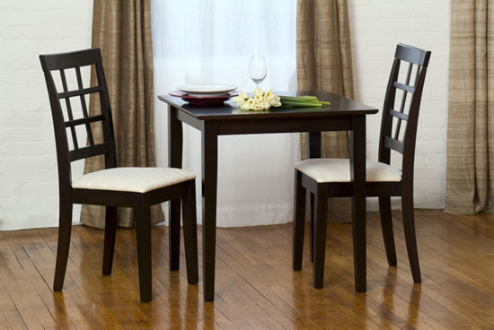 Small dinettes for small kitchens apartments i like blog - Small space dinette sets set ...