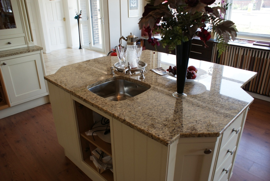 Exceptional Granite Is An Excellent And Beautiful Addition To Your Kitchen Counter Tops.  Although It Is Slightly Porous And Susceptible To Staining, A Sealer Can Be  ...