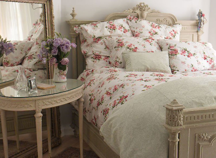 Pink confessions shabby chic bedroom ideas - Dormitorios vintage chic ...