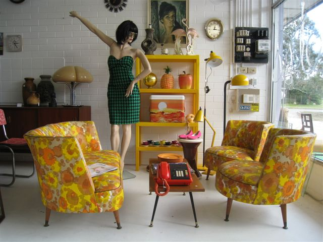 60s decor apartments i like blog for Living room 60 s