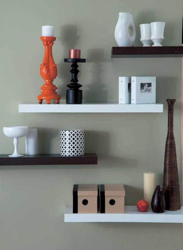 floating shelf design pictures