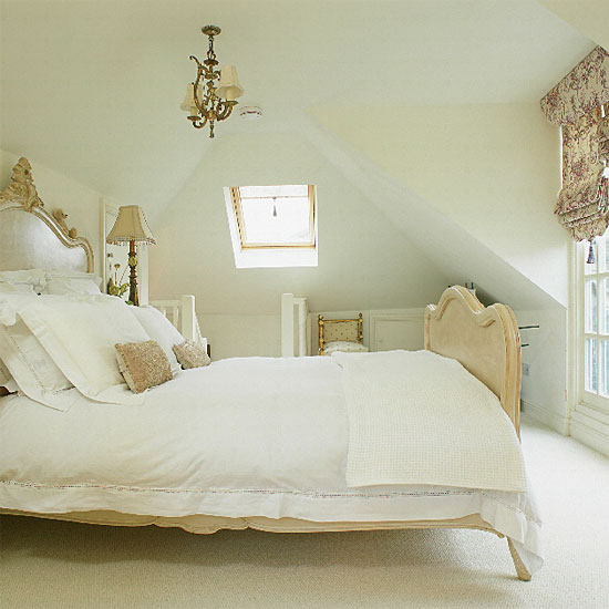 White Bedroom Furniture French Style