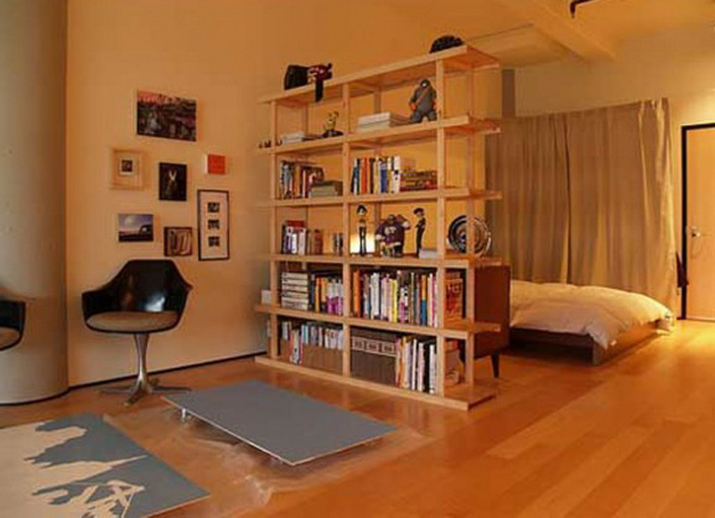 Small apartment design apartments i like blog for Studio apartment office