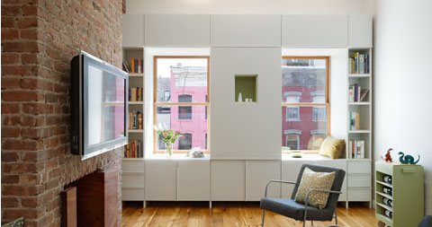New York Small Apartment Decorating
