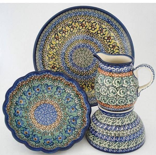 Timeless Kitchenware Polish Pottery Apartments I Like Blog