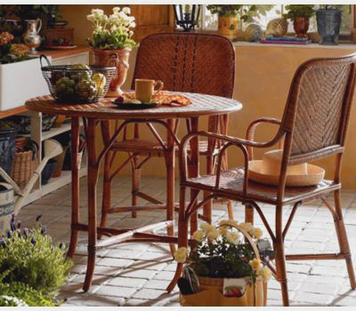 French Cafe Style – Cafe Style Tables and Chairs