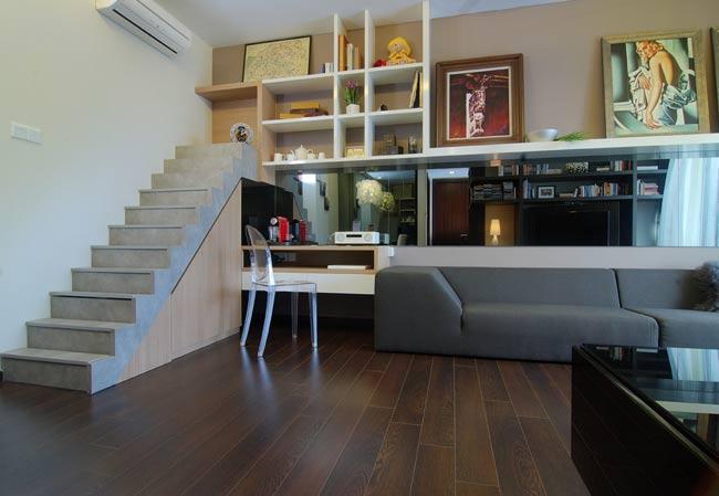 Loft apartments apartments i like blog - Loft apartment furniture ideas ...
