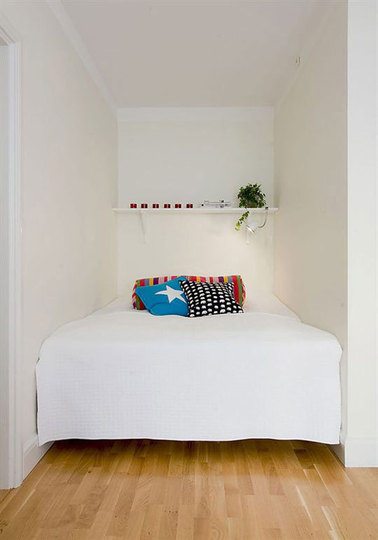 Small Bedroom Ideas Bed Nooks Apartments I Like Blog