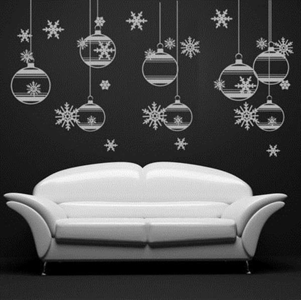 I m dreaming of a white christmas…in decorating