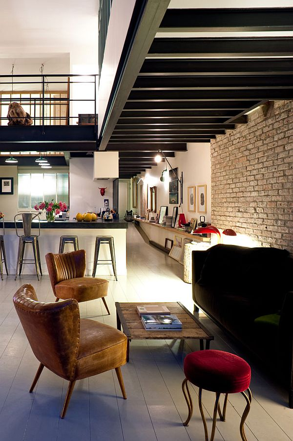 Paris Loft Apartments I Like Blog