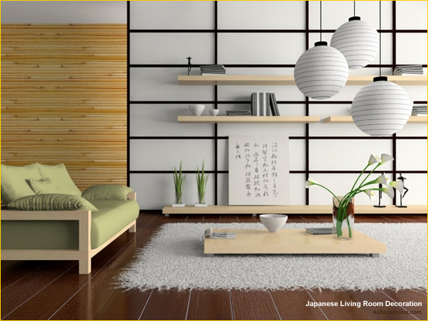 Japanese decor | Apartments i Like blog