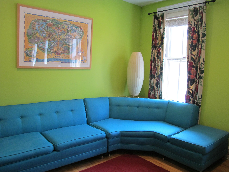 Cool Vintage Sofas Apartments I Like Blog