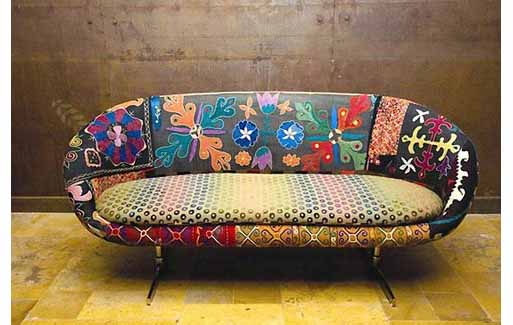 A Favorite Sectional Vintage ...