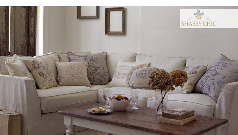 shabby chic sofas apartments i like blog. Black Bedroom Furniture Sets. Home Design Ideas