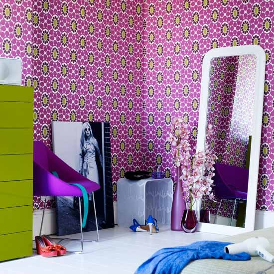 Fun Girl Room: Unique Bedrooms For Teen Girls