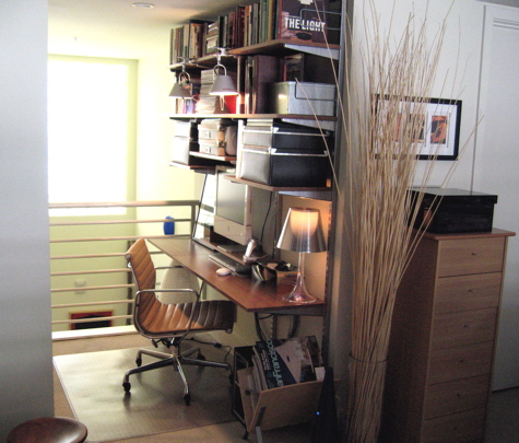 Wilkes barre pa apartments small apartment office space for Elfa desk system