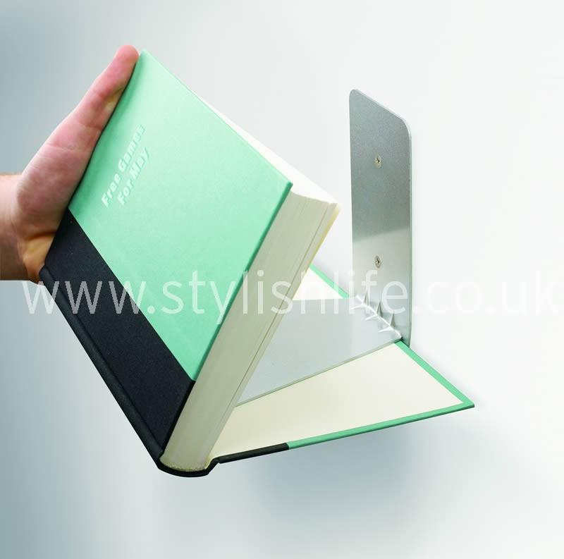 Floating Book Shelf Apartments I Like Blog