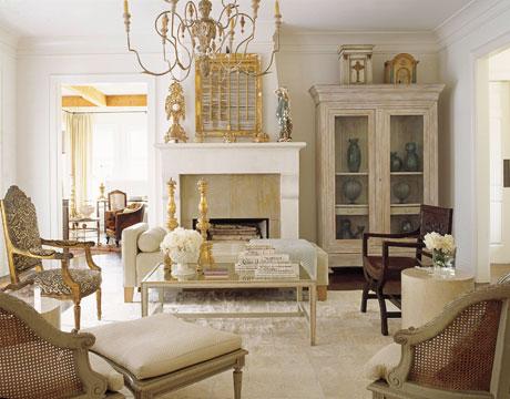 Gilded Gold Furniture Apartments I Like Blog