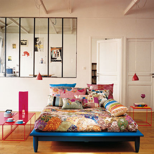 Vintage style bedrooms apartments i like blog for Cute apartments