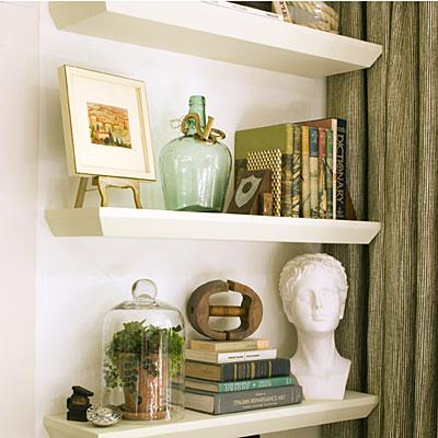 floating book shelf apartments i like blog. Black Bedroom Furniture Sets. Home Design Ideas