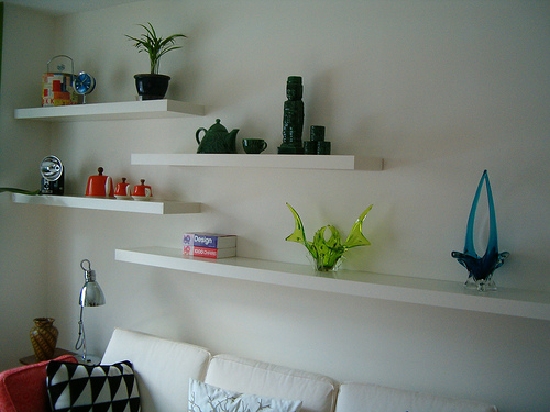 Designer Floating Shelves Floating Corner Shelf Design