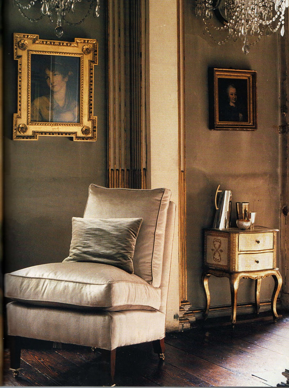 The gilded age apartments i like blog for Decor gold blog