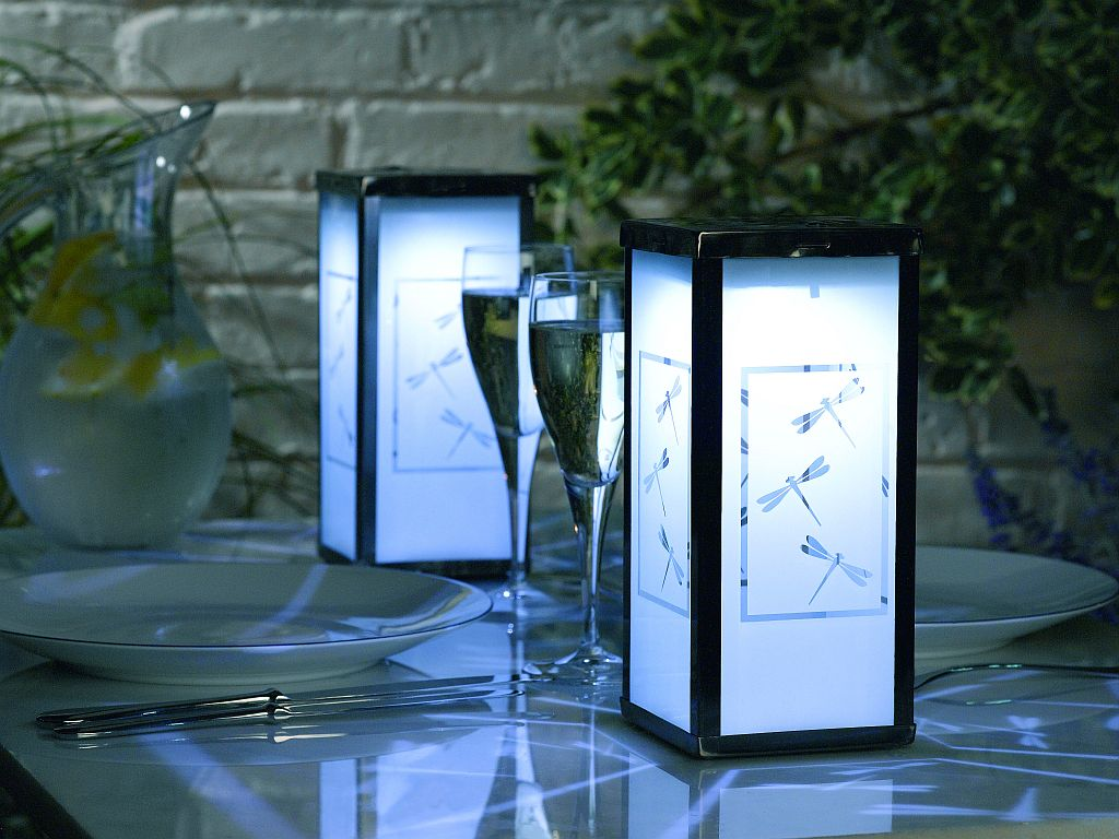Garden Solar Lights Ideas : Solar lighting apartments i like
