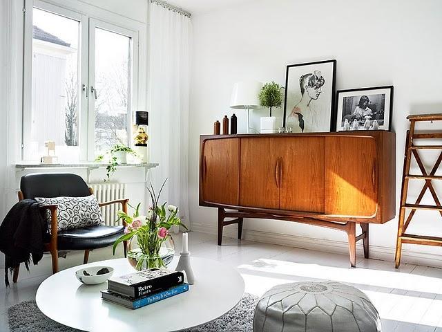 vintage furniture Apartments i Like blog