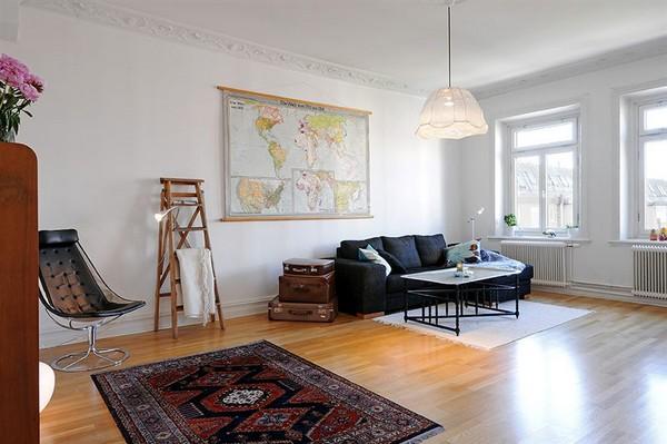 Vintage Apartment Decor vintage apartment looks | apartments i like blog