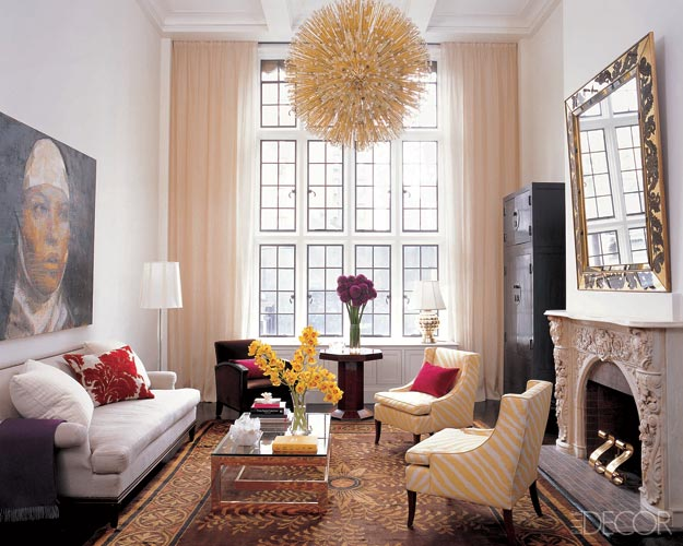 designer michelle smith s apartment speaks vintage chic the decor by