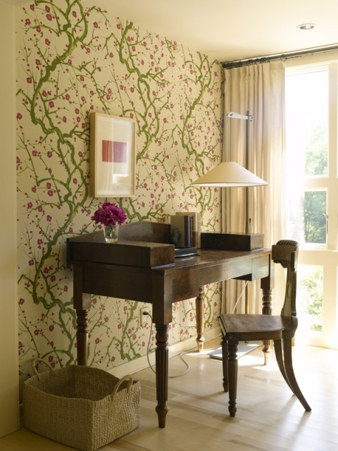 eclectic office style apartments i like blog lake forest show house eclectic home office other