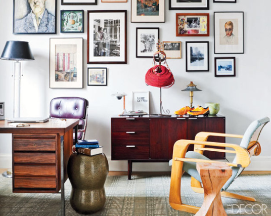 Eclectic Office Style Apartments I Like Blog