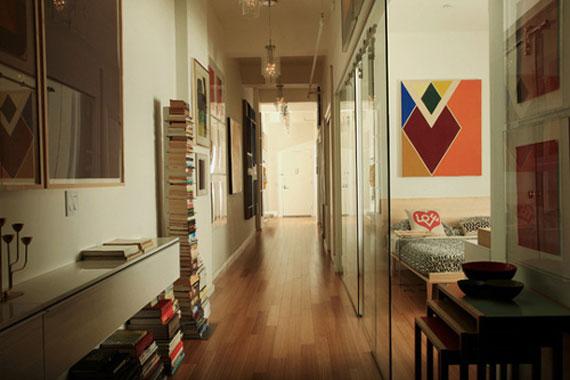 Glass Interior Walls | Apartments i Like blog