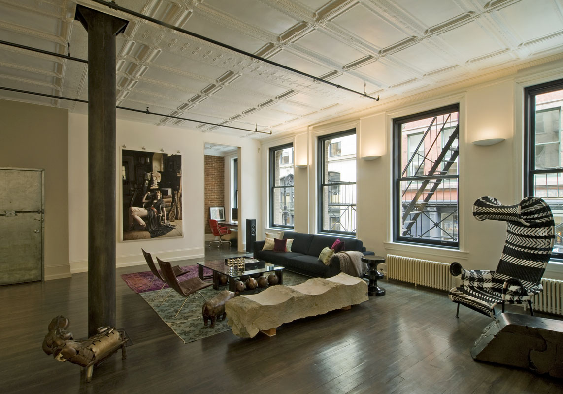 Loft love in soho apartments i like blog for Loft soho new york