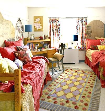 Describe my bedroom