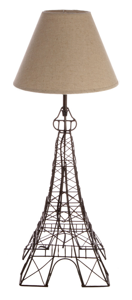 eiffel tower lamps | apartments i like blog