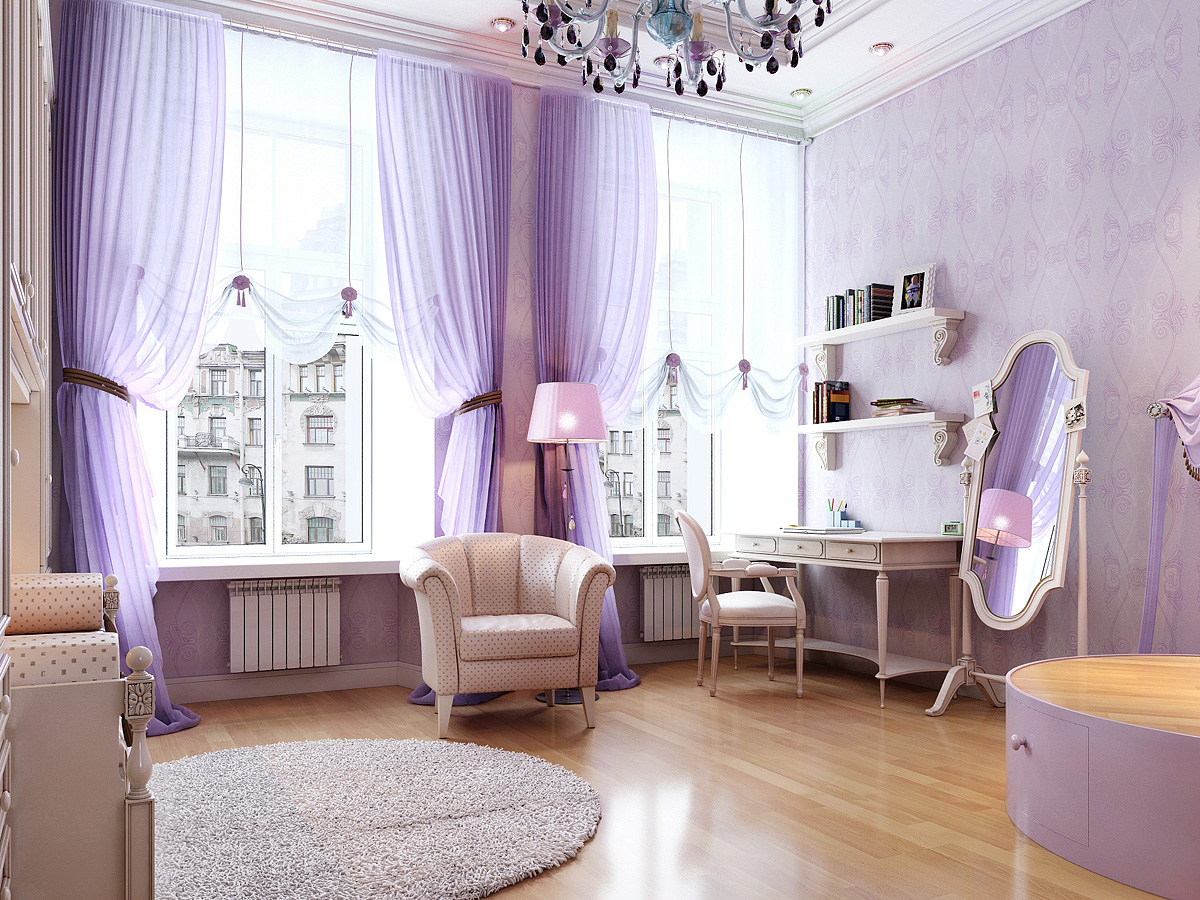 Lavender trends apartments i like blog Dream room design