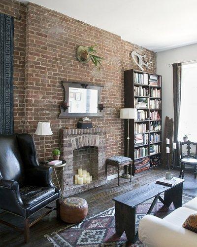 Small Nyc Apartment Living Room Ideas: Apartments I Like Blog