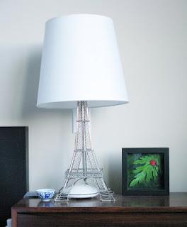 ... Eiffel Tower Lamps. Tiffany ...