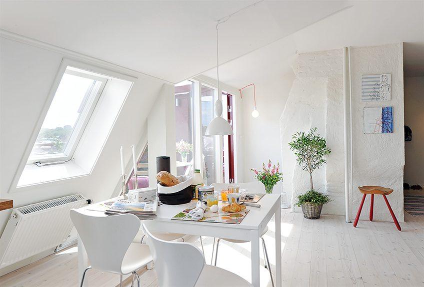 White Interiors modern white interiors | apartments i like blog