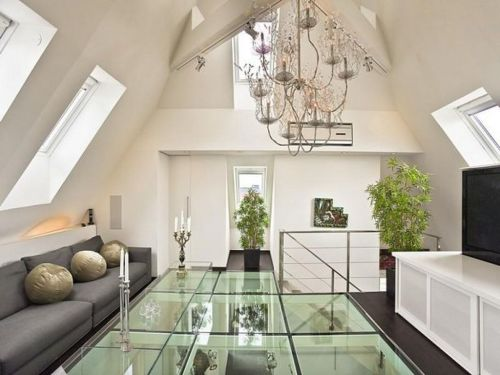 feature loft of the day