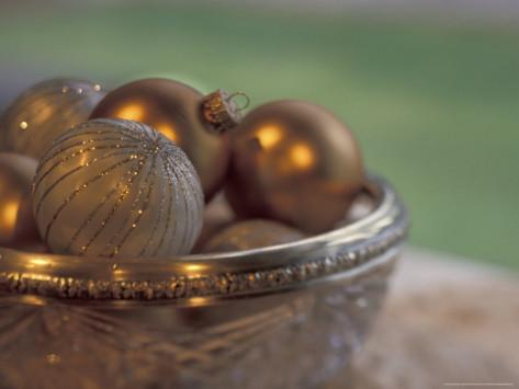 ornaments bowl