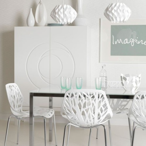 Upholstery dining room chairs