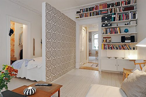 awesome studio apartment