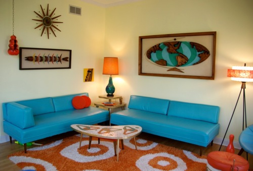 Vintage Living Rooms Apartments I Like Blog